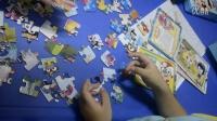 【拼图游戏】开心宝贝 开心超人联盟8张拼图混拼(上) 【晨晨的拼图世界】