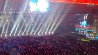 2015年10月7日,鸟巢 中国好声音巅峰之夜现场,张磊,那英《梦一场》+《南山南》