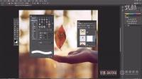 [PS]影楼后期PS教程Photoshop视频教程PS课程PS人物修饰PS树叶变蝴蝶