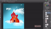 [PS]PS海报制作PS教程Photoshop视频教程PS课程PS人物修饰PS创意海报