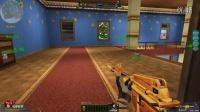 生死狙击阿龙游戏解说 黄金M4A1变异模式装X神器开启超神之旅