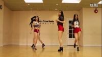 韩国女团舞  SISTAR - Shake it 舞蹈练习教学 (天舞)温哥华