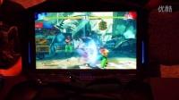《街霸5》- Laura(ララ) vs Momochi(バルログ-Vega-)