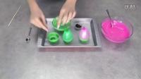 如何制作夏天冰冻西瓜冰淇淋碗