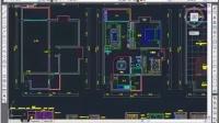 233&cad室内外施工图绘制绘制门