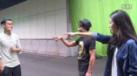 《寒戰2》開鏡拜神 台灣型男訪問