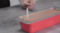 如何制作三色雪糕冰淇淋蛋糕