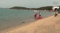 苏梅岛拉迈海滩及风景秀丽的沿岸风光
