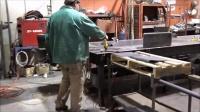 磁力手,自动拿取厚重钢板轻如纸