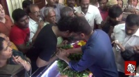 Tamil Film Industry Pays Tearful Tribute to 'Aachi' Manorama
