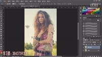 [PS]Photoshop教程PS学习PS自学PS美白PS调色PS抠图欧美复古调色