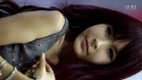 首尔车展韩国美女模特搔首弄姿