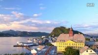 欧洲海边城市唯美风景3TA006580