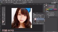 [PS]【转手绘】photoshop教程ps抠图教程PS课程ps基础教程人物转手绘