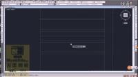 cad家装设计 cad教程入门 cad2012零基础到精通 CAD双开门的绘制
