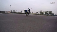 STUNT-2015年中国摩托车交流会-天津塘沽站