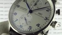 视频: 万国葡萄牙计时 IW371446 www.repwatch.cc/noob手表/n厂手表/n厂官网