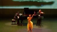 钢琴家汪洋创办《琴怀舞韵》与舞蹈家刘金迪共同演绎《烟花易冷