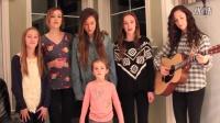 "Gardiner Sisters 翻唱 Disney's Frozen ""Let It Go"" - Idina Menzel∕Demi Lovato"