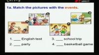 初中英语《When is your birthday(Section B 1a~1d)》名师公开课教学视频-陈瑶