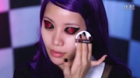 Rize- Tokyo Ghoul Collab w- Glam&Gore and Jkissa | Michelle Phan