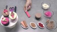 如何制作简单的冰淇淋蛋糕