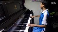 《东边吹过来的风》林兰肖原创钢琴曲第100首(20151019 2018)