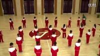 人教版小学体育三年级下册《立定跳远》教学视频