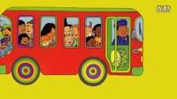 视频: 廖彩杏书单【W1】 The wheels on the bus go round and round (English Full ver.)_标