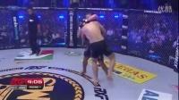 里科-范霍文(MMA 首秀) vs. 维克多