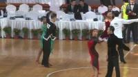 2015年CBDF中国杯巡回赛(武汉站)专业18岁以下组L第一轮桑巴【VIP】曹梓豪 陶玥彤