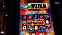 BIG大赢野生的野生老虎凯胶龙环保橡胶颗粒机骗子奖金骗局LOCKING WILDS! Slot Machine Bonus