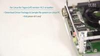 视频: 在NVIDIA Jetson TK1 上安装 Point Grey USB3 摄像头