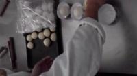 奶酪玉米面包制作过程~