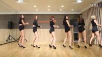 【大七】AOA - Like a Cat 猫步轻俏-镜面练习室舞蹈教学-韩国