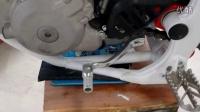 视频: 北海运动赛车骓逐NXR250 CNC版重量展示