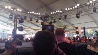 SLIPKNOT主唱Corey Taylor对战WWE NXT的Baron Corbin