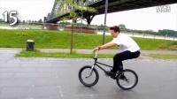 视频: BMX - Most Barspins in One Minute