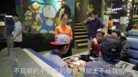 南京小伙在饭店调戏女服务员结果被厨师秒杀..........