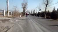 视频: 20130202流村环岛至南雁路
