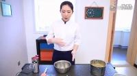 小鱼家吃货 张不十爱烘焙教学视频第一集 【6寸戚风蛋糕】