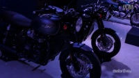 凱旋全新水冷Bonneville Stree Twin & T120 & Thruxton