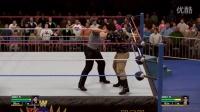 WWE 2K16 游戏演示终结者Terminator Vs Terminator