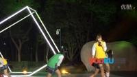 【拍客】中日偶像组合交流会 日本7*3美少女组合热舞