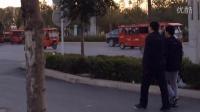 郑州港区富士康下班从F区到华鸿宿舍拍摄
