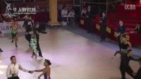 2015年中国体育舞蹈公开赛(岳阳站)A组新星组L复赛2恰恰【VIP】胡晋玮 张韵佳
