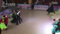 2015年中国体育舞蹈公开赛(岳阳站)A组新星组S决赛快步