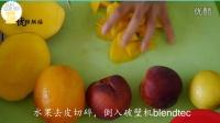 小鱼家吃货 2015~猴子都会做得简单营养好吃的芒果酸奶冰棍 103