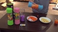 2S果汁机榨胡萝卜