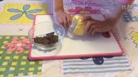 小鱼家吃货 2015~ 黑巧克力熔岩蛋糕 爱心饭约会甜点必选 14